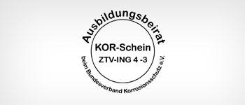 KOR-Schein ZTV-ING 4-3